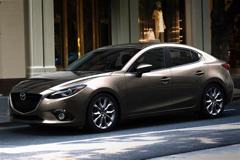 mazda sedan cars image gallery mazda 3 sedan 2016