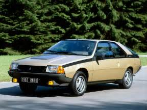 Renault Fuego 1980 Renault Fuego Gts Related Infomation Specifications
