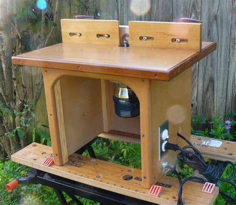 Jewelry Making Jobs - dan s benchtop router table the wood whisperer