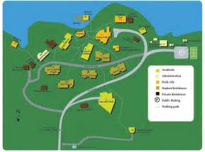 canada college map pearson college uwc canada s school for students of