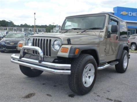 Jeep Right Drive Buy Used 2004 Right Drive Jeep Wrangler 4x4 Great