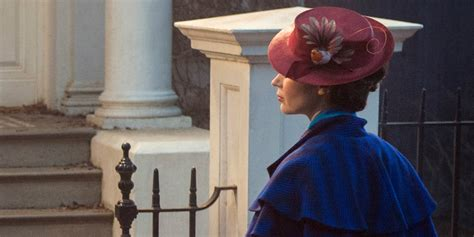 mary poppins from a mary poppins 2 first look emily blunt is practically perfect