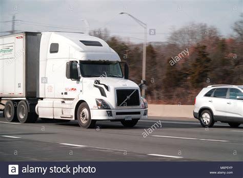 2017 volvo semi truck long island ny circa 2017 large semi tractor trailer