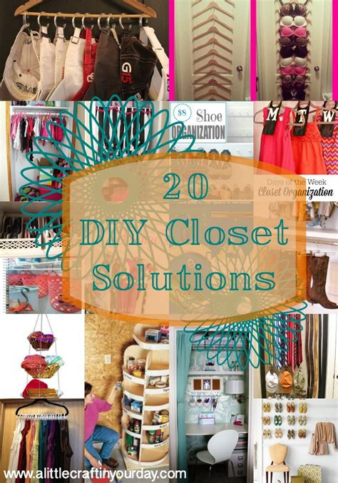 diy solutions diy closet storage ideas best storage design 2017