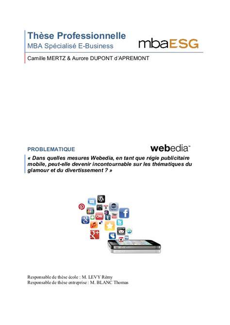 Mba Esg Net by Camille Mertz Aurore Dupont D Apremont