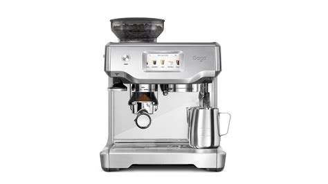 beste koffie machine sage by heston blumenthal the barista touch review manual