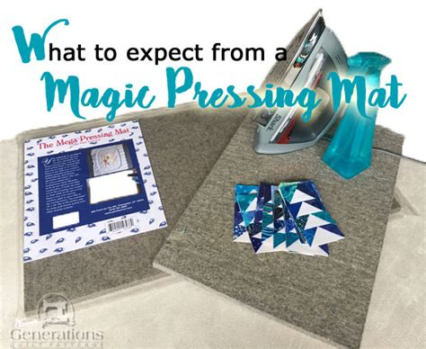 Magic Pressing Mat - is the magic pressing mat all it s cracked up to be