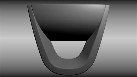 My Furniture Warehouse by Dacia Logo 3d Model Obj Blend Cgtrader Com