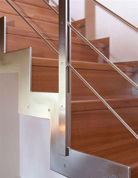scale interni scale autoportanti a giorno in ferro acciaio legno per
