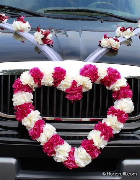 como decorar un carro para xv años c 243 mo decorar el coche para una boda antes de la boda