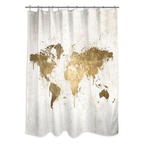 shower curtain gold 25 best ideas about gold shower curtain on pinterest