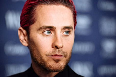 jarod letto jared leto is the new of gucci guilty fragrance