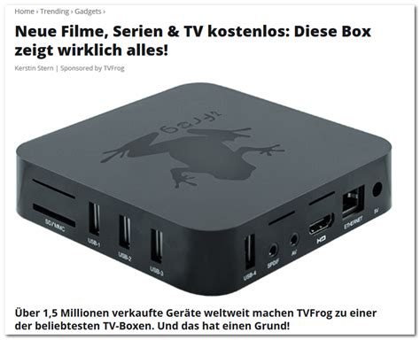 Are Android Boxes Illegal by Android Box Tvfrog Ist In Der Eu Illegal Hadley B Jones