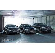 Jaguar Black Edition XE XF And F Pace Limited Editions