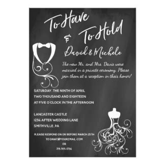 sle after wedding invitation after wedding invitations announcements zazzle