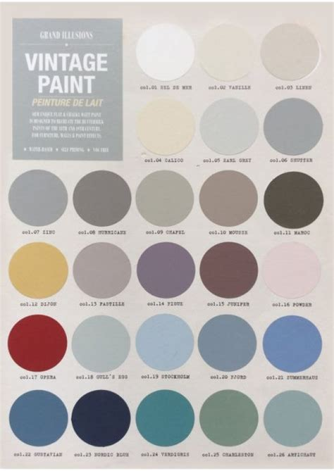scandinavian color 25 best ideas about vintage colour palette on pinterest