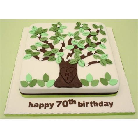tree cake ideas family tree cake family tree birthday cake g 226 teaux