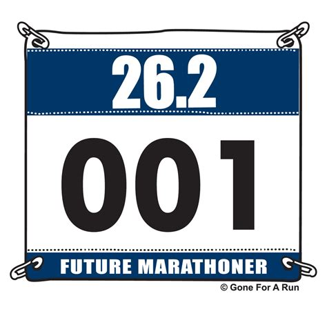 race bib template 18 weeks and counting boston marathon plans
