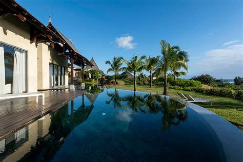 Location d'une villa avec 4 suites à l'Ile Maurice Belle Rivière Estate Villa Thalie