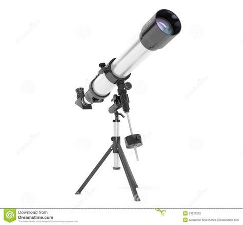 Tripod Background silver telescope on tripod stock photo image 53332253