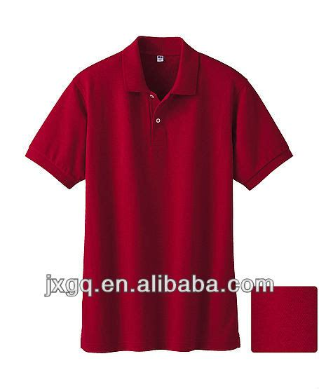 Polo Shirt Impor Wholesale 60 Cotton 40 Polyester Bulk Polo Shirt Import