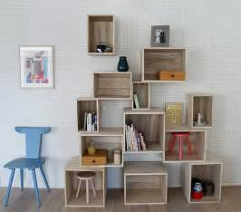 Diy Bookshelve Home Decorating Pictures Diy Bookshelf Ideas
