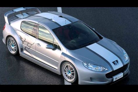 peugeot 407 coupe tuning peugeot 407 sw image 112