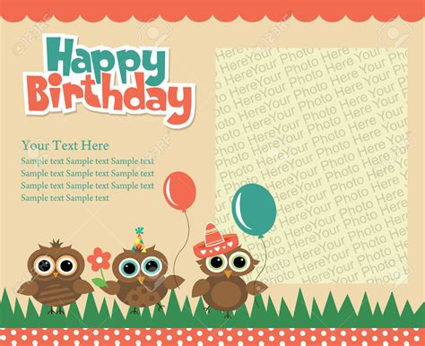 happy birthday invitation card template free birthday invitation happy birthday invitation cards