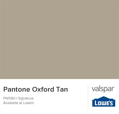 pantone oxford 15 1306 semi gloss valspar signature interior paint primer lowes