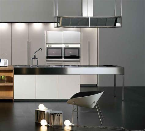 Aluminum Kitchen Design by 10 Stylish Aluminium Stainless Steel Kitchen Designs