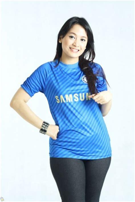 Fania Kaos Lengan Pendek Banana store co id baju pria chelsea home 2 kaos bola biru l