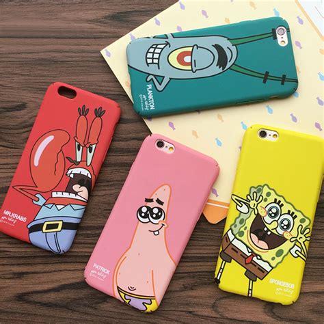 iphone   cases luxury spongebob patrick phone