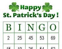 st s day bingo 100 cards 4 per page immediate pdf