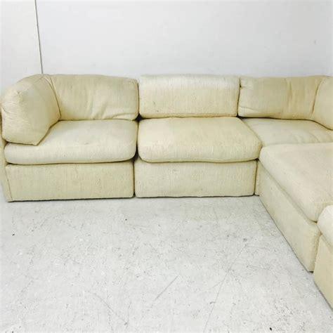 milo baughman sectional sofa milo baughman modular sectional sofa for thayer coggin at