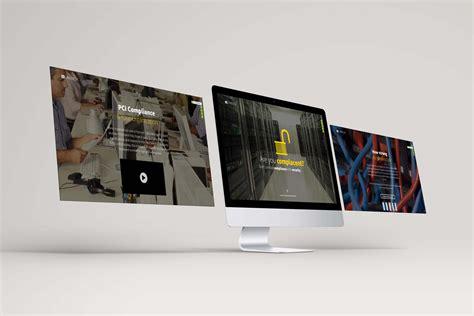 Lan Desk by Landesk Landing Page And Infographic Design Ekr Portfolio