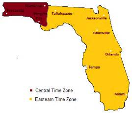 matelic image us time zone map florida