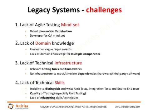 quality pattern works private limited test automation strategy for legacysystems