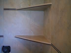 shower corner shelf ceramic decorating home ideas the