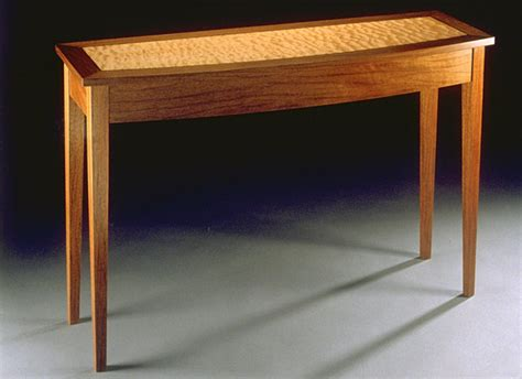 maple sofa table maple sofa table hand crafted tiger stripe maple sofa