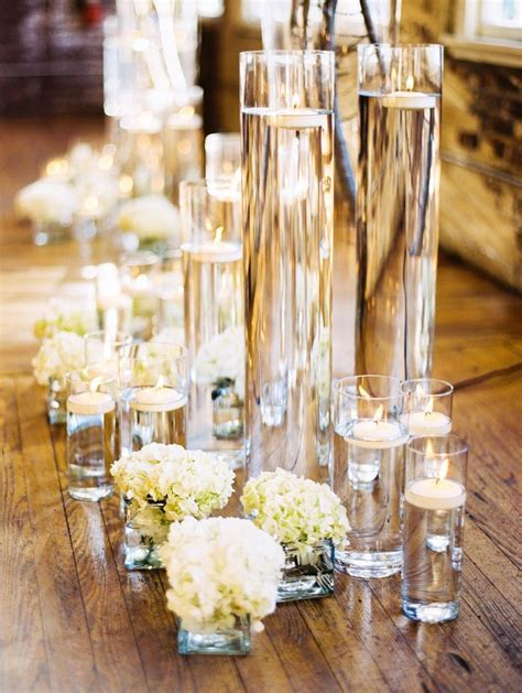 Candles For Wedding Aisle