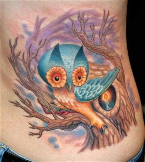 tattoo family owl owl family tree tattoo animal tattoos pinterest