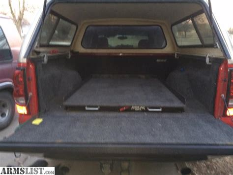 armslist for sale pickup truck bed slide