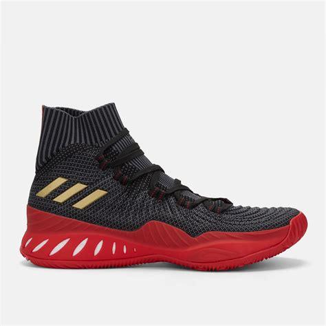 adidas explosive 2017 primeknit basketball shoe basketball shoes shoes s sale