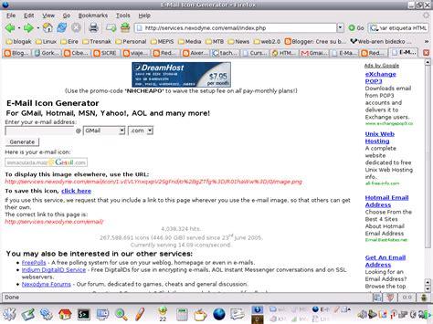 email generator redes sociales de aprendizaje y web 2 0 2006 11