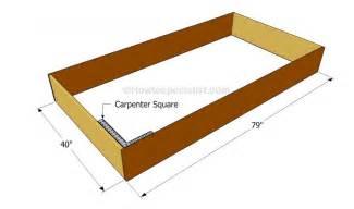 Build A Platform Bed Frame Diy Platform Bed With Storage Diy Platform Bed With Storage Storage Platform Bed Plans About