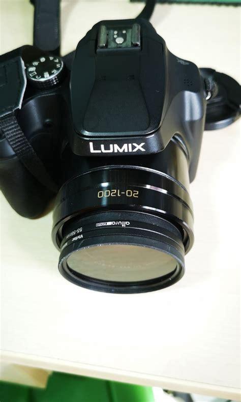 Lumix Fz80 Used