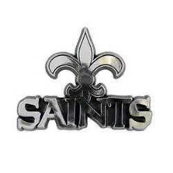 new orleans saints car decal new orleans saints car auto emblem decal sticker ebay
