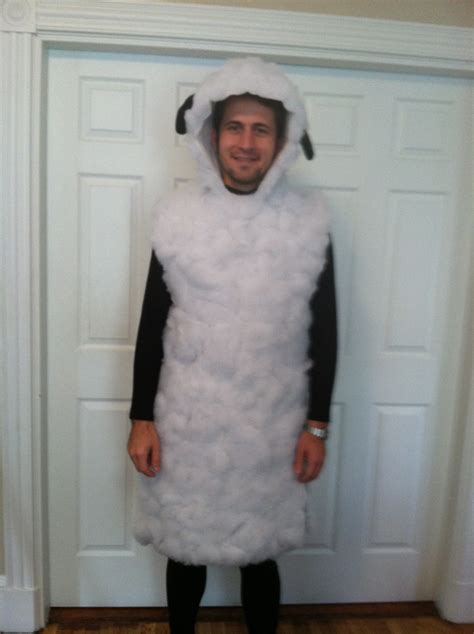 Handmade Sheep Costume - best 25 sheep costumes ideas only on