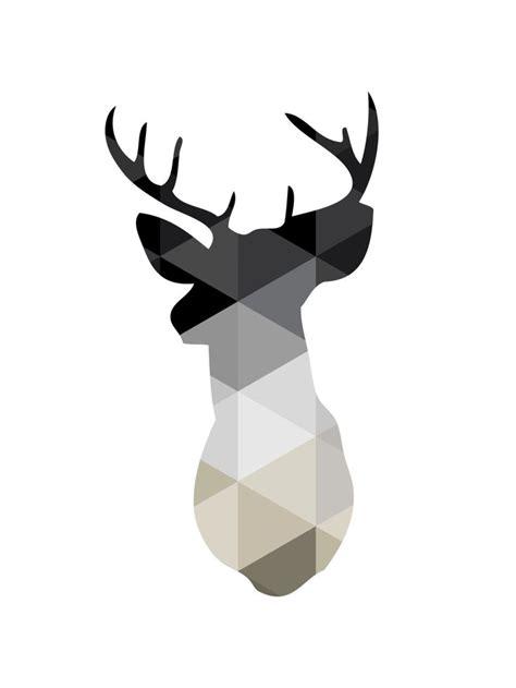 drer basic art series best 25 geometric deer ideas on geometric tattoo deer geometric reindeer tattoo