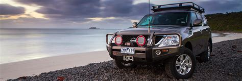 Vision Lighting by Arb 4 215 4 Accessories Nissan Patrol Y62 2010 Present